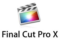 final cut pro X logo
