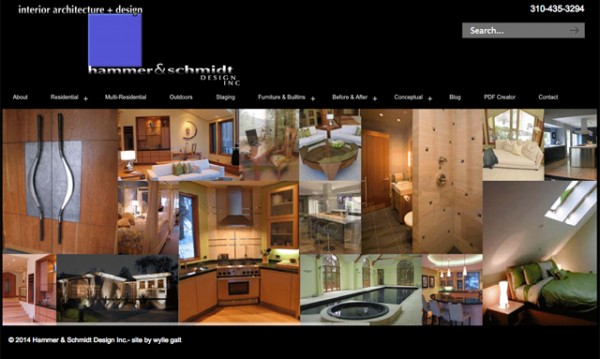 Hammer & Schmidt Website